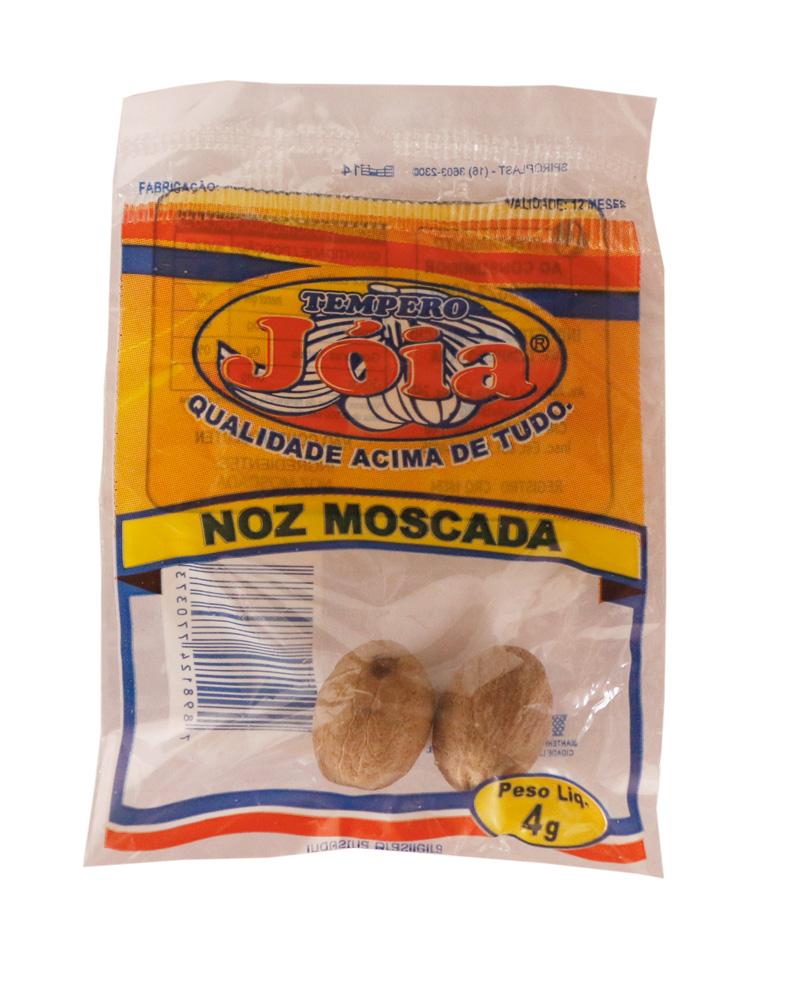 Noz Moscada - 4G