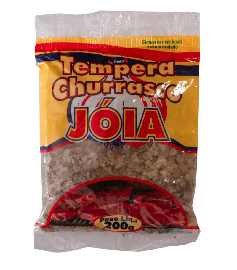 Tempera Churrasco - 200G