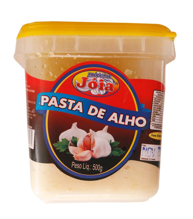Pasta de Alho Pote - 500G