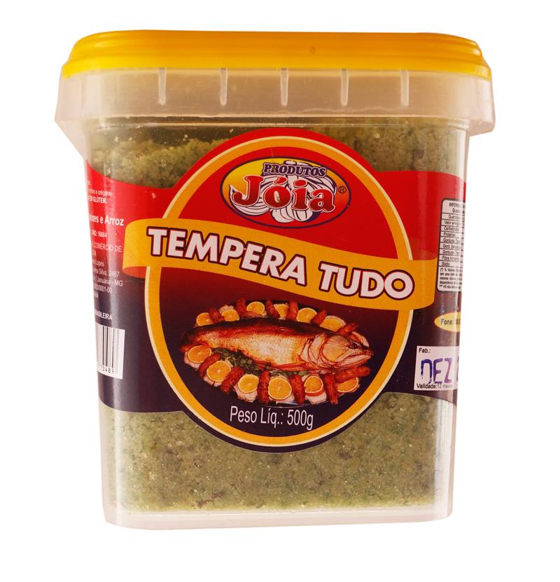 Tempera Tudo - 500G