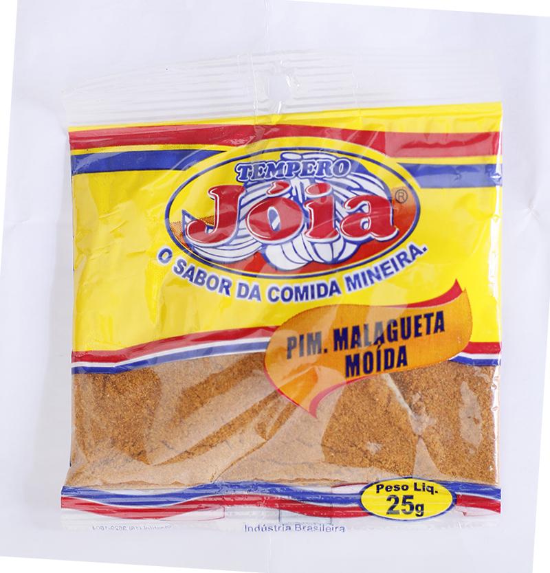 Pimenta Malagueta Moida - 25g